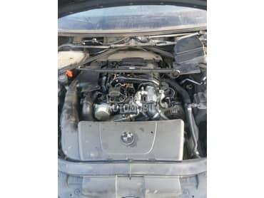 BMW Serija 3 2006. god. - kompletan auto u delovima