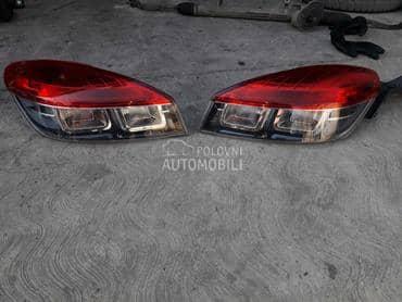 lampe i diode za Renault Megane od 2010. do 2015. god.