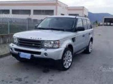 Land Rover Range Rover Sport 2008. god. - kompletan auto u delovima