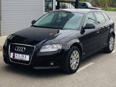Audi A3 1.6/RESTAJLING