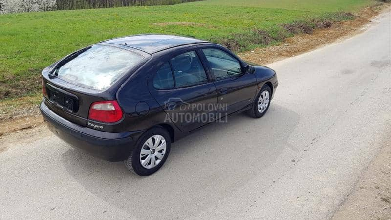 Renault Megane 1.9 DTI TIP T0P N0V