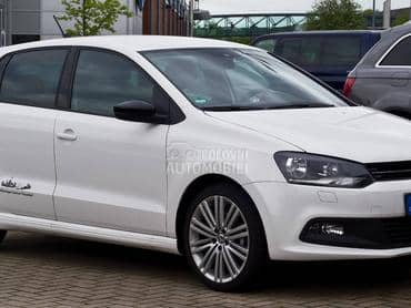 Originalni polovni delovi za Volkswagen Polo od 1999. do 2017. god.