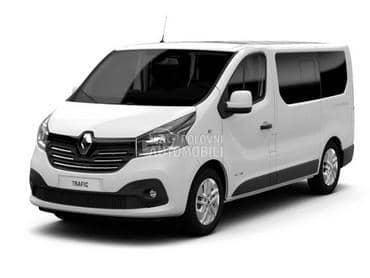 Motor i menjac Renault Trafic
