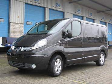 Renault Trafic Delovi