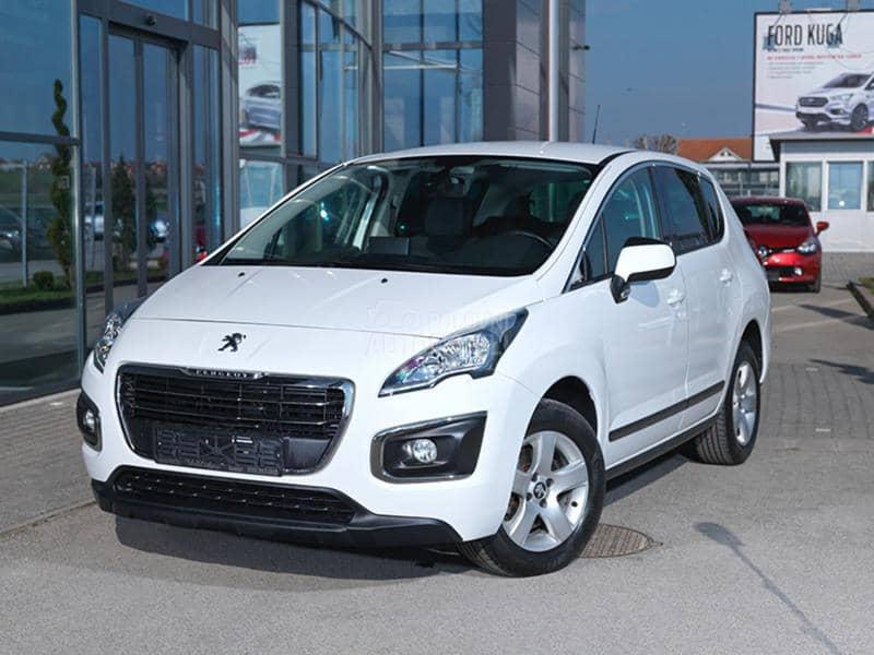 Peugeot 3008 2.0BlueHDI Nav Led