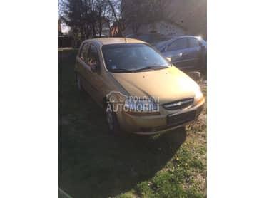 Chevrolet Kalos 2006. god. -  kompletan auto u delovima