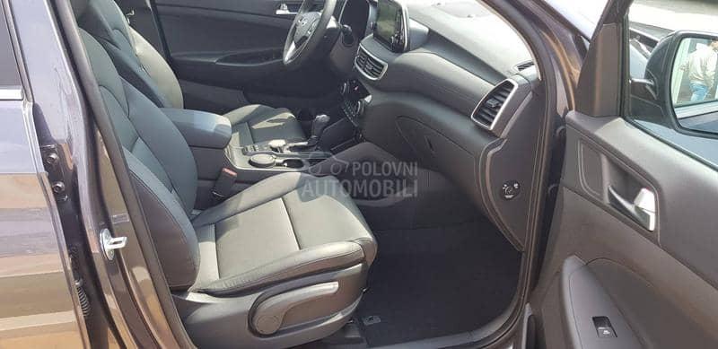 Hyundai Tucson 2.0 CRDi 4WD 8AT IMP