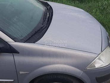 megan 2 delovi za Renault Megane od 2003. do 2005. god.
