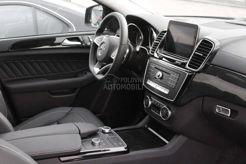 Mercedes Benz GLE 350 d 4M Coupe