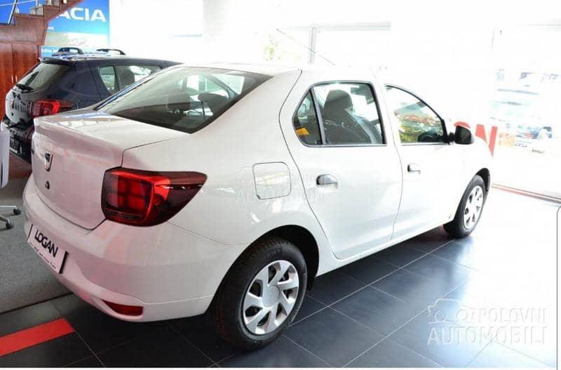 Dacia Logan 2013. god. -  kompletan auto u delovima