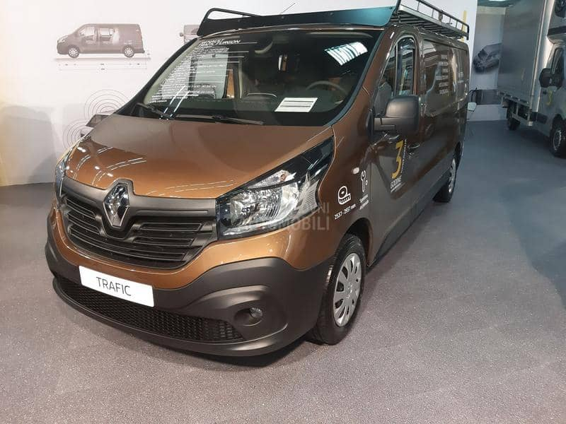 Renault Trafik Delovi