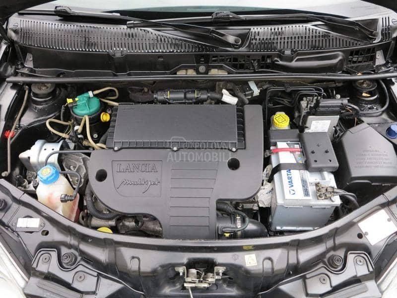 Lancia Ypsilon 1.3 mjet