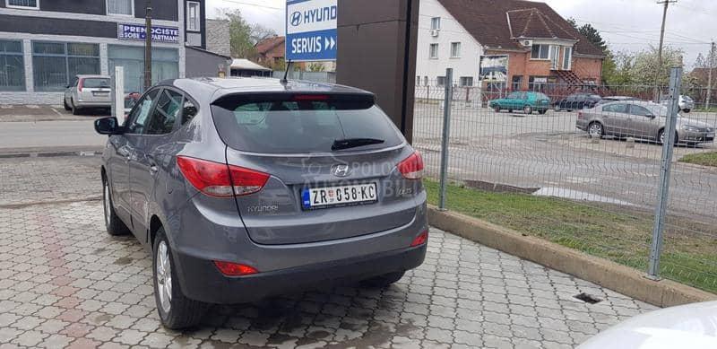 Hyundai ix35 1,6 GDI