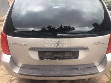 Gepek vrata karavan za Peugeot 307