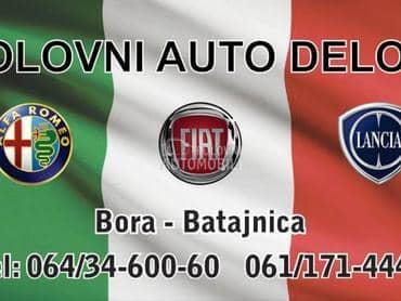 Polovni delovi za Fiat Brava, Bravo, Croma ...