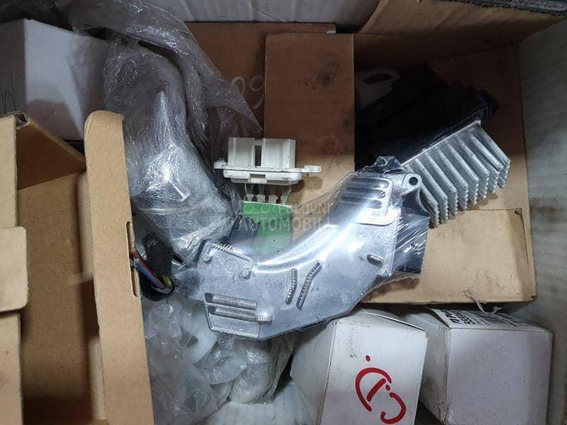 reostat otpornik ventilatora