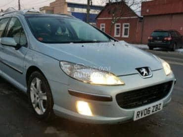 DELOVI za Peugeot 207, 307, 308 ... od 2005. do 2010. god.