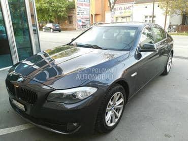 BMW 520 520 D iz CH