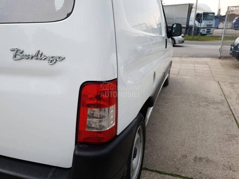 Citroen Berlingo 1.6HDI