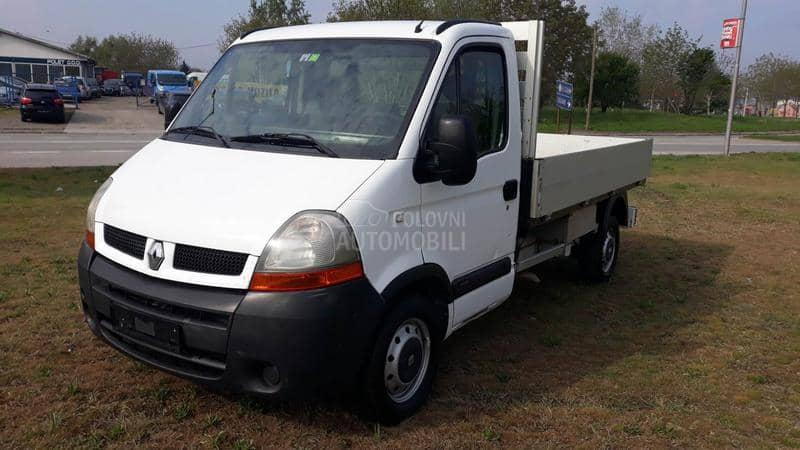 Renault Master 2,5 DCI iz CH