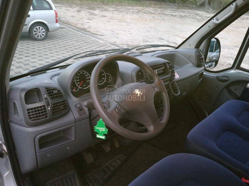 Peugeot Boxer 2,0 HDI iz CH