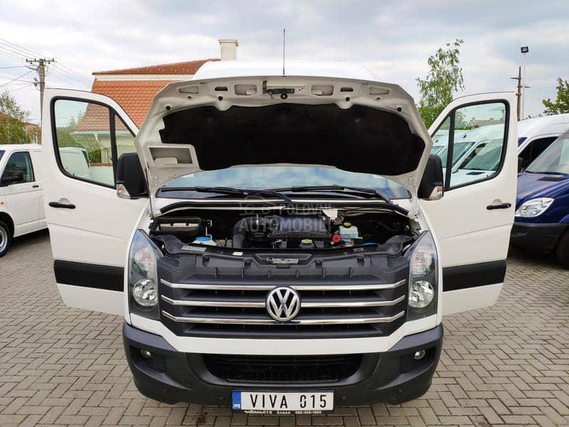 Volkswagen Crafter 2.0 TDI 120KW L2H2