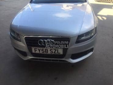 Zaštita Na Haubu Za Audi A4 B8 I A5 3edfb1ba Ammansportcom