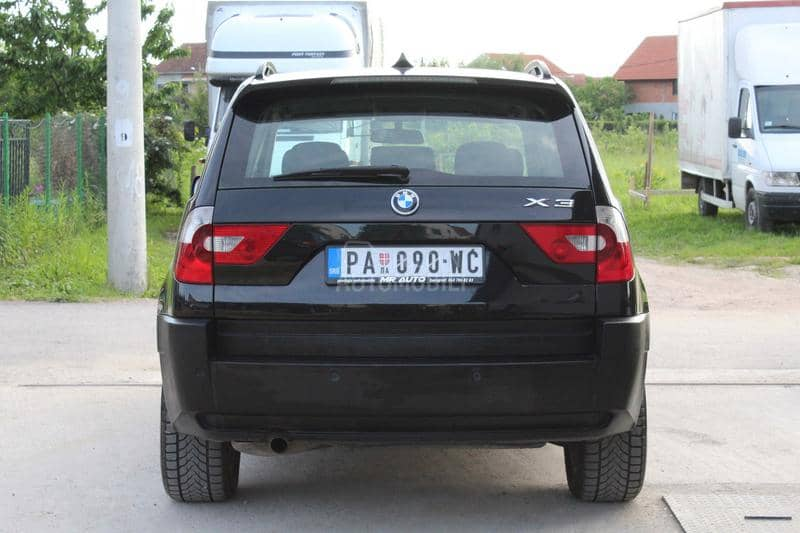 BMW X3 2.0d /e x t r a/