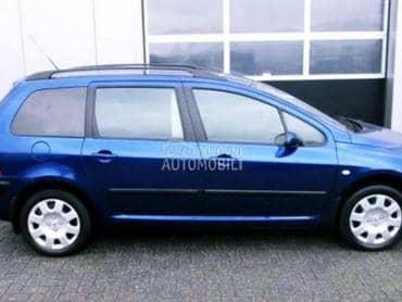 DELOVI za Peugeot 307 od 2005. do 2010. god.