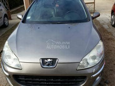 DELOVI za Peugeot 308 od 2005. do 2010. god.