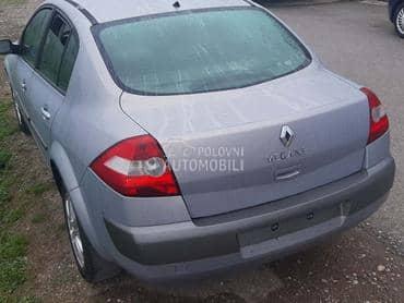 megan 2 sedan polovni delovi za Renault Megane od 2003. do 2005. god.