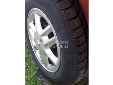 "Aluminijumske felne Renault 15"" 4 x 100"