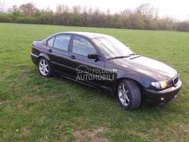 Kompletan auto za BMW 320 od 1998. do 2005. god.