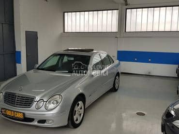Mercedes Benz E 220 cdi ELEGANCE