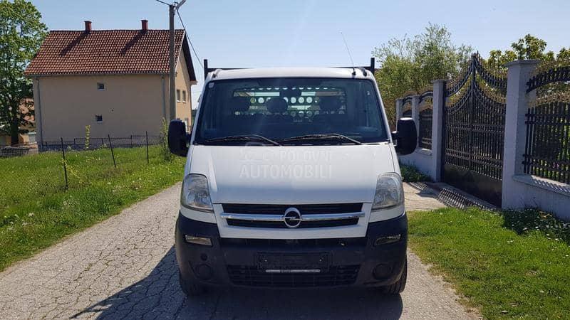 Opel Movano 2.5 DTI IZUZETAN N0V