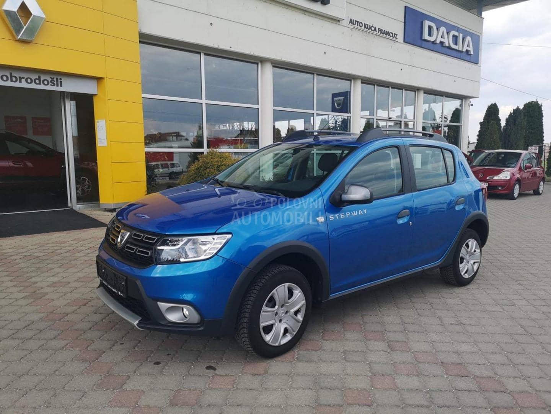 8.600 Dacia Stepway 2017 god HD