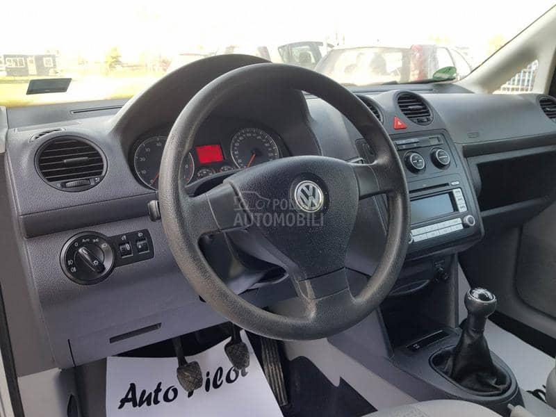 Volkswagen Caddy 2.0 Metan N0VN0V