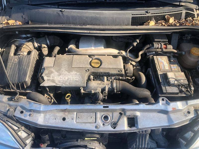 Delovi za Opel Zafira 2005. god.