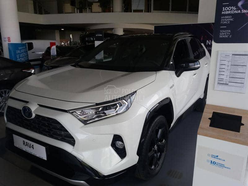 Toyota Rav 4 25 Hsd Style 2019 36300 21000 Novi