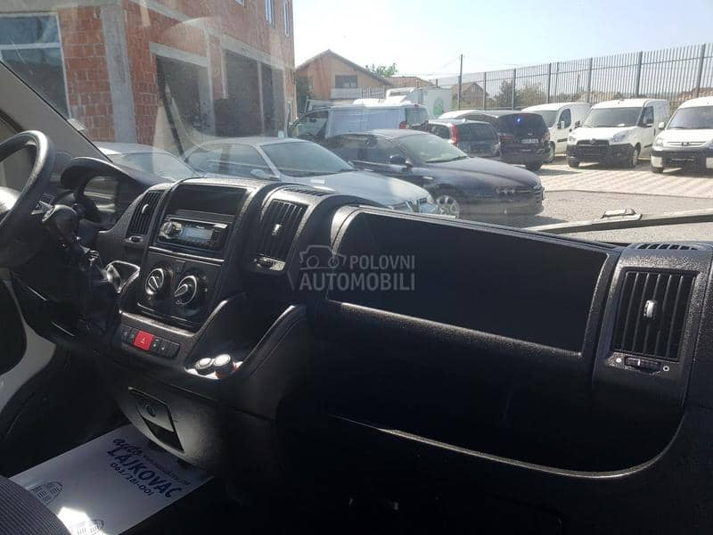 Peugeot Boxer 3.0 HDI MAXI