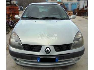 clio 2 delovi branik za Renault Clio od 2001. do 2007. god.