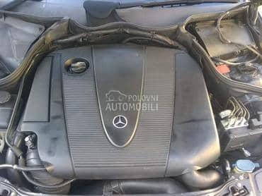 motor za Mercedes Benz C Klasa od 2004. do 2007. god.