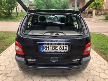 gepek vrata za Renault Scenic od 2000. do 2003. god.