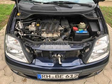 motor 1.6 16v za Renault Megane, Scenic od 2000. do 2003. god.