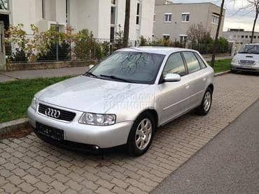 A3 1.9TDI RESTAJLING DELOVI za Audi A3 od 2000. do 2003. god.