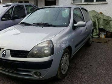 clio delovi za Renault Clio od 2001. do 2004. god.