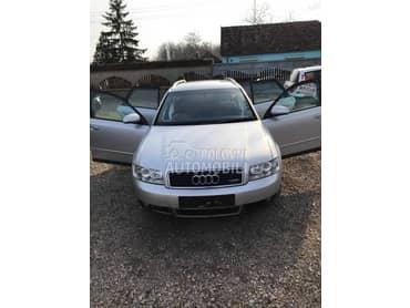 karoserija motor menjac za Audi A4 od 2001. do 2004. god.