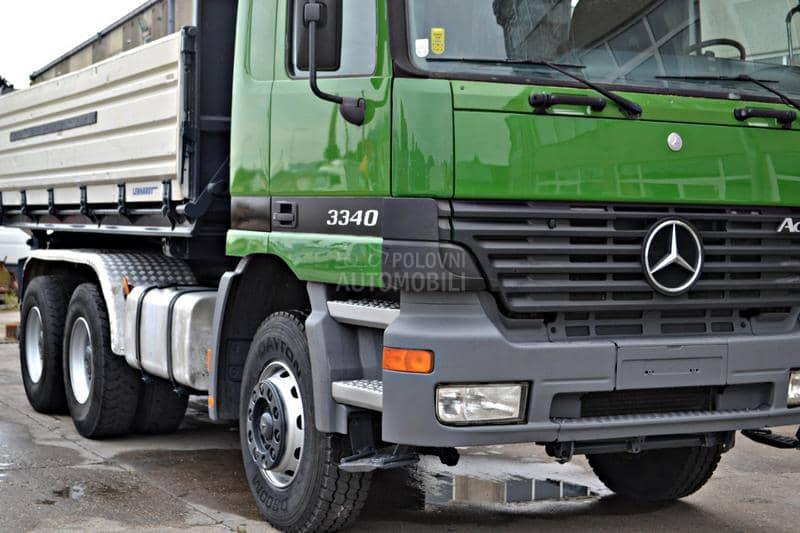 Mercedes Benz Actros 3340 kiper