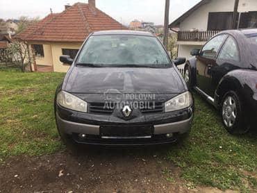 Renault Megane 2005. god. -  kompletan auto u delovima