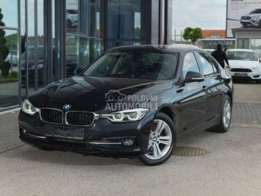 BMW 316 D Nav Xenon Led